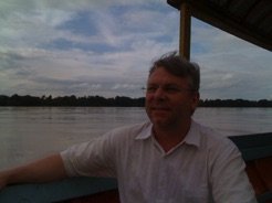 Mekong River, Laos, 2011